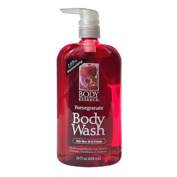 Body Essence Pomegranate Body Wash