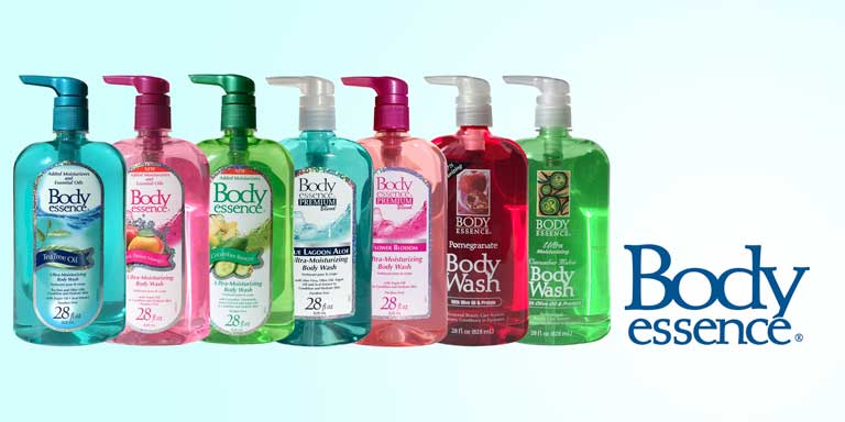 Body Essence Body Wash Collection
