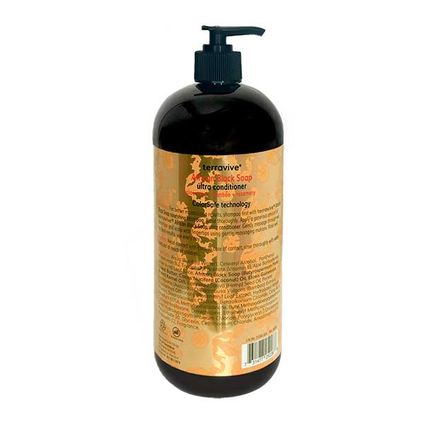 Terravive African Black Soap Ultra Conditioner